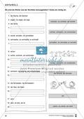Grundlagen zur Arbeit mit dem Wörterbuch: Übungsblätter, Selbsteinschätzungsbogen, Test und Lösungen Preview 25