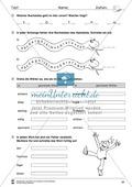 Grundlagen zur Arbeit mit dem Wörterbuch: Übungsblätter, Selbsteinschätzungsbogen, Test und Lösungen Preview 28