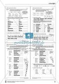 Grundlagen zur Arbeit mit dem Wörterbuch: Übungsblätter, Selbsteinschätzungsbogen, Test und Lösungen Preview 32