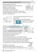 Die Bremer Stadtmusikanten: Text (schwer) und Aufgaben Preview 2