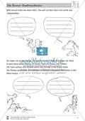 Die Bremer Stadtmusikanten: Text (schwer) und Aufgaben Preview 6