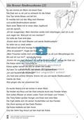 Die Bremer Stadtmusikanten: Text (mittel) und Aufgaben Preview 1
