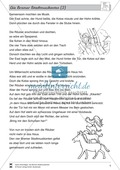 Die Bremer Stadtmusikanten: Text in drei Niveaustufen Preview 4