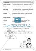 Frau Holle: Text (leicht) und Aufgaben Preview 10