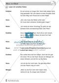 Hans im Glück: Text (mittel) und Aufgaben Preview 6