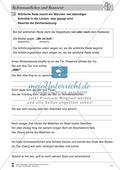 Schneeweißchen und Rosenrot: Differenzierungsstufe 3: Lesetext und Arbeitsblätter Preview 6