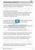 Schneeweißchen und Rosenrot: Differenzierungsstufe 3: Lesetext und Arbeitsblätter Preview 7