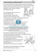 Schneeweißchen und Rosenrot: Differenzierungsstufe 2: Lesetext und Arbeitsblätter Preview 1