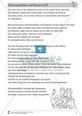 Schneeweißchen und Rosenrot: Differenzierungsstufe 2: Lesetext und Arbeitsblätter Preview 2