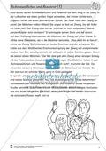 Schneeweißchen und Rosenrot: Differenzierungsstufe 1: Lesetext und Arbeitsblätter Preview 2