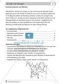 Differenzierungsstufe 3: Märchentext mit Aufgaben Preview 1