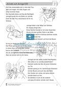 Differenzierungsstufe 3: Märchentext mit Aufgaben Preview 3