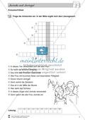Differenzierungsstufe 3: Märchentext mit Aufgaben Preview 4