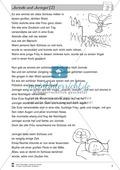 Differenzierungsstufe 2: Märchentext mit Aufgaben Preview 2