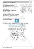 Differenzierungsstufe 2: Märchentext mit Aufgaben Preview 3