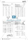 Wörterbuch - Nachschlagetechniken: Arbeitsblätter + Aufgaben + Übungen + Lösungen Preview 10