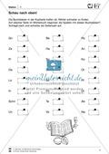 Wörterbuch - Nachschlagetechniken: Arbeitsblätter + Aufgaben + Übungen + Lösungen Preview 4