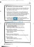 Materialsammlung Ärger mit dem Chef: Bilder, Arbeitsblätter und Schmuckblatt Preview 2