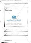 Materialsammlung für Bildergeschichten: Ideenkarten und Schmuckblatt Preview 1