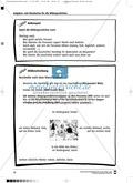 Materialsammlung für Bildergeschichten: Ideenkarten und Schmuckblatt Preview 4
