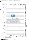Materialsammlung für Bildergeschichten: Ideenkarten und Schmuckblatt Preview 7