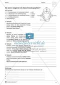 Aufbau und Funktion der Zunge: Arbeitsblätter Preview 3