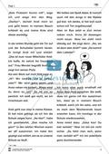 Leseförderung: Liebe auf den ersten Blick: Lesetext 1 mit Aufgaben Preview 2