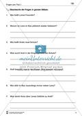 Leseförderung: Liebe auf den ersten Blick: Lesetext 1 mit Aufgaben Preview 5