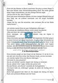 Sprachförderung: Der zauberhafte Aufzug: Lesetext, Hinweise zum Erzählen und Schreiben und Arbeitsblätter Preview 2