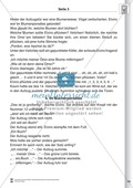 Sprachförderung: Der zauberhafte Aufzug: Lesetext, Hinweise zum Erzählen und Schreiben und Arbeitsblätter Preview 3