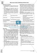 Sprachförderung: Der zauberhafte Aufzug: Lesetext, Hinweise zum Erzählen und Schreiben und Arbeitsblätter Preview 6