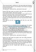 Sprachförderung: Der Zirkusbesuch: Lesetext, Hinweise zum Erzählen und Schreiben und Arbeitsblätter Preview 3
