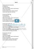 Sprachförderung: Die Stunde der Angeberei: Lesetext, Hinweise zum Erzählen und Schreiben und Arbeitsblätter Thumbnail 1