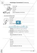 Sprachförderung: Die Stunde der Angeberei: Lesetext, Hinweise zum Erzählen und Schreiben und Arbeitsblätter Thumbnail 6
