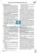 Sprachförderung: Die Dingsda: Lesetext, Hinweise zum Erzählen und Schreiben und Arbeitsblätter Preview 7