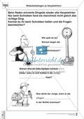 Sprachförderung: Die Dingsda: Lesetext, Hinweise zum Erzählen und Schreiben und Arbeitsblätter Preview 8