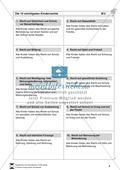 Die 10 wichtigsten Kinderrechte: Arbeitsblatt Preview 1