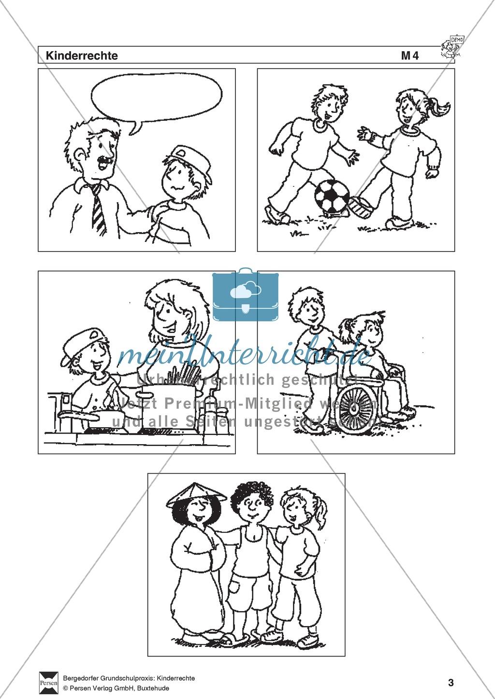 Kinderrechte: Bilder Preview 1
