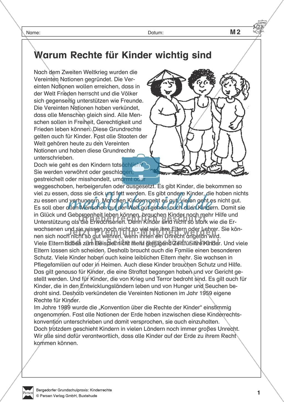 Kinderrechte: Text Preview 0