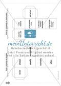 Würfel 3: Adverbien der Häufigkeit / Würfel 4A: Zeitangaben im simple present Preview 1