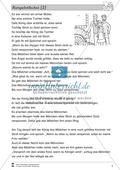 Deutsch, Literatur, Medien, Fiktionale Texte, Umgang mit fiktionalen Texten, Umgang mit Medien, Epik, Analyse fiktionaler Texte, Gattungen, Rumpelstilzchen, Märchen, Märchen, Leseförderung