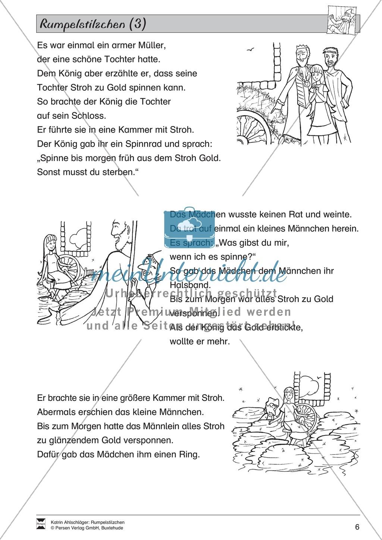 Märchen im Unterricht: