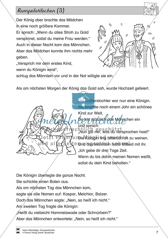 Märchen im Unterricht: \