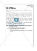 Reizwortgeschichte - Jutta, Vogelnest, ...: Unterrichtsgestaltung, Zuordnungsplan, Übungs- und Kontrollkarten Preview 13