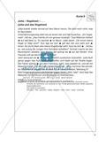 Reizwortgeschichte - Jutta, Vogelnest, ...: Unterrichtsgestaltung, Zuordnungsplan, Übungs- und Kontrollkarten Preview 21