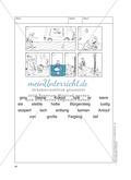 Bildergeschichten im DU - Ein böser Streich: Arbeitsblätter Thumbnail 2