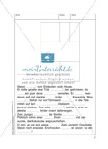 Bildergeschichten im DU - Ein böser Streich: Arbeitsblätter Thumbnail 3