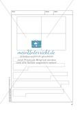 Bildergeschichten im DU - Sturz in das Kellerdach: Arbeitsblätter Preview 4