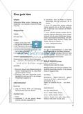 Bildergeschichten im DU - Eine gute Idee: Arbeitsblätter Preview 2