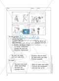 Bildergeschichten im DU - Streit um ein Fahrrad: Arbeitsblätter Preview 3